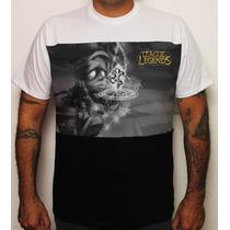 Camiseta Game League Of Legends Amumu Pb 100% Algodão Exclus