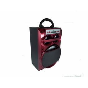 Bocina Portatil Recargable Heng Lian Con Bluetooth Hl-bt3846