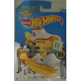 Yellow Submarine (the Beatles) - Hot Wheels Nº 225