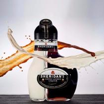 Licor Sheridans 750ml Cafe E Whisky C/ Chocolate Branco.