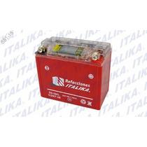 F06010084 Bateria Italika Ds-igel I12n7-3b