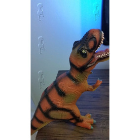 Coleção 3 Dinossauros Grande Para Decoração