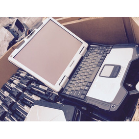 Remate Laptop Panasonic Toughbook Cf-30 500gb Grado Militar