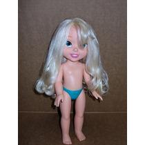 Muñeca Disney Cenicienta Muñeca De Plastico Barbie