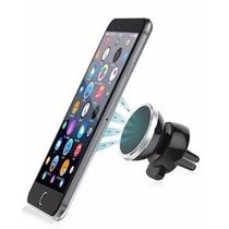 Suporte Celular Carro Magnético Veicular Iphone 5 5s 6 Uber