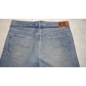 True Jeans Rrl By Ralph Lauren 38 X 34 Original Acne Gcci ¡¡