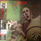 Queen - News Of The World - 25th Aniversario