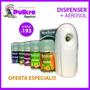 Desodorante De Ambiente New Scent (dispenser + Aerosol)