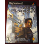 Juego Ps2 Syphon Filter Dark Mirror Usado Cap. Fed. Flores!!