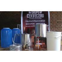 Fabrica Equipo - Cerveza Artesanal 30 Litros