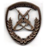 Distintivo Infanteria Policia Buenos Aires