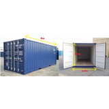 Container Marítimo Locação E Venda 3, 4, 6 E 12 Metros.