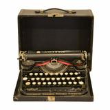 Máquina De Escribir Underwood Portable Años 1920