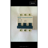 Disyuntor Termomagnetico 3x20 Amp 230/400 Volt