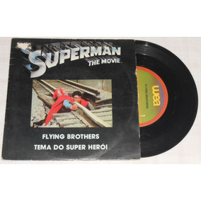 Vinil Compacto Superman The Movie Christopher Reeve 1979