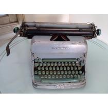 Máquina De Escrever Remington Super Riter Standard
