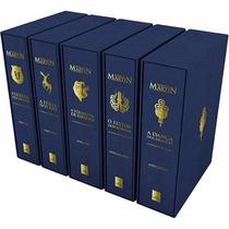 Box Game Of Thrones 5 Livros - Edição De Luxo - 5 Livros