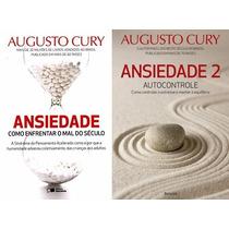 Colecao Ansiedade - Augusto Cury (2 Livros)