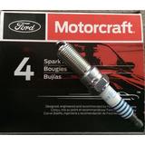 4 Bujia Láser Iridium Ford Edge, Fusión, Mondeo, Mazda 3, 6