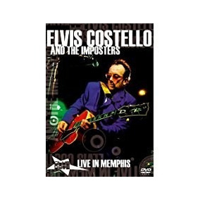 Dvd Elvis Costello And The Imposters Club Date Live In Memph