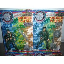 Juguetes Muñecos Soldados De Coleccion