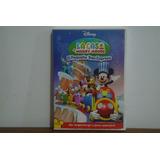 Dvd La Casa De Mickey Mouse - El Pequeño Tren Expreso