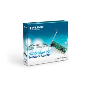 Placa De Rede Tp-link Pci Tf-3239dl 10/100m