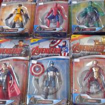 Bonecos Vingadores Marvel Avengers Super Oferta