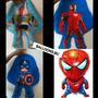 Globos De Capitán América