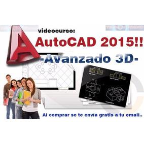 Aprende Autocad Desde Cero Hasta Avanzado+regalo!!