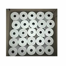 Caja De 25 Rollos Papel Bond 75x60 Mm Tickera Parley Loteria