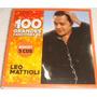 Leo Mattioli Las 100 Grandes Canciones Boxset 5 Cd Sellado