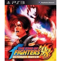 The King Of Fighters 98 Ultimate Match Para Ps3 -ddg-