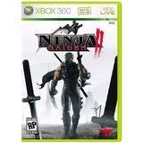 Ninja Gaiden 2 Xbox 360 Envio Gratis