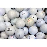 50 Bolas De Golfe Usadas Várias Marcas - Golf É Aqui!!