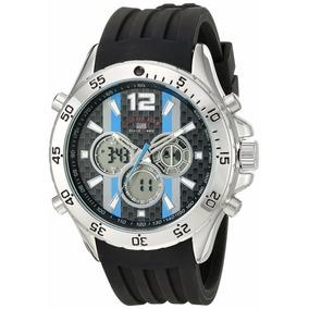 Relógio De Pulso U.s. Polo Assn. Modelo Us9529 Original