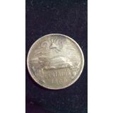 Moneda De 20 Centabos Mexicanos 1966 Y 1970
