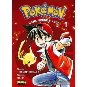 Pokemon Amarillo, Negro, Y Blanco Rojo, Verde Y Azul