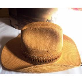 002 Rbn- Chapéu Panamá Cury Original- Nº. 57 Na Caixa