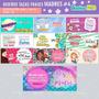 Plantillas Para Tazón Mensajes Día De La Madre Sublimar N4
