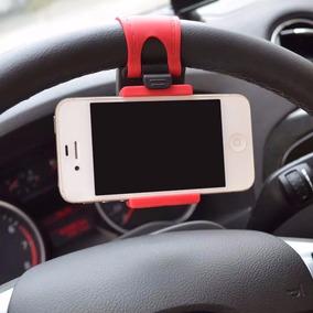 Sujetador Universal Celular Android Para Volante Auto L1016