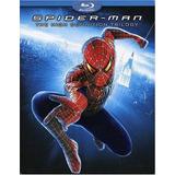 Homem Aranha - A Trilogia - 4 Discos - Importado
