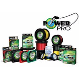 Nylon Linea Multifilamento Power Pro 300yds