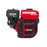 Motor Estacionário 7hp Kawashima Ge700 Gasolina 212cc