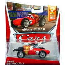 Disney Cars 2 Mama Bernoulli Mattel Francesco Mcqueen