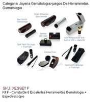 Kit-f:6 Excelentes Herramientas Gematologia + Espectroscopio