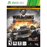 Juego Xbox 360 World Of Tanks
