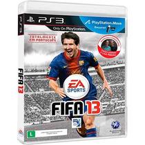 Jogo Para Playstation 3 (ps3) Produto Original Fifa 2013
