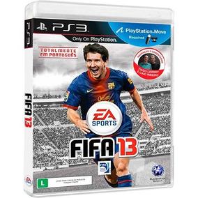 Jogo Fifa 2013 Para Playstation 3 (ps3) Produto Original
