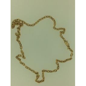 Corrente Cartier Em Ouro 18k 0,750 Com 14grs. Ct32